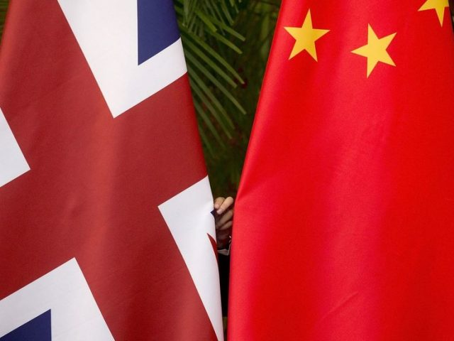 Beijing calls on Britons to 'distinguish right from wrong', claiming media has distorted UK public's view of China