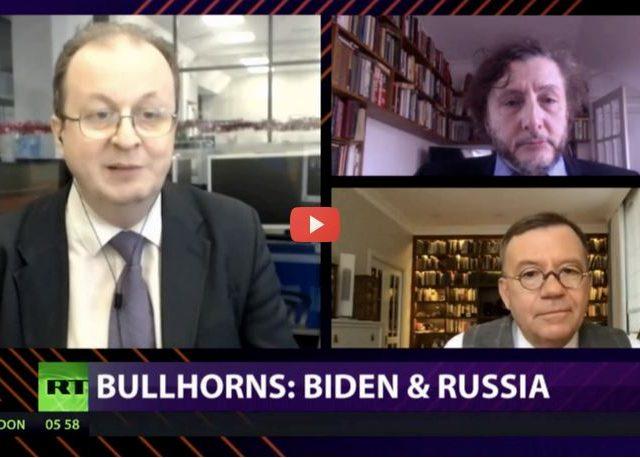 CrossTalk Bullhorns, QUARANTINE EDITION: Biden & Russia