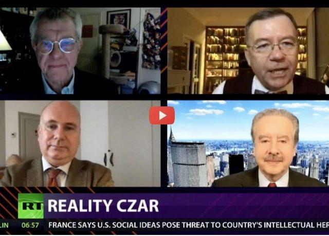 CrossTalk, QUARANTINE EDITION: Reality czar