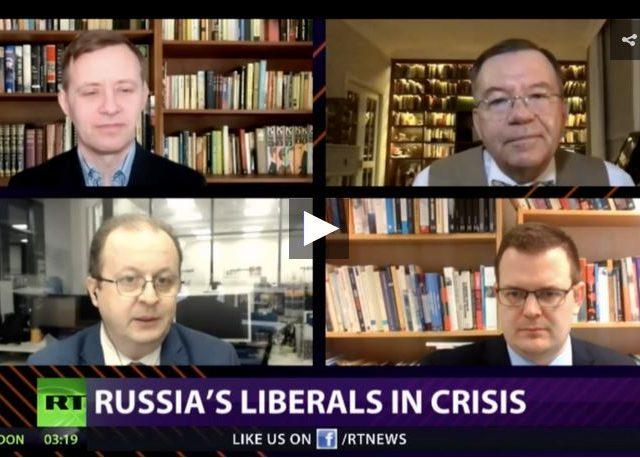 CrossTalk, QUARANTINE EDITION: Russia's liberals in crisis