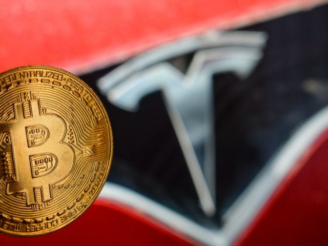 Joke Tesla crypto listed on cryptocurrency tracker after carmaker bets big on bitcoin