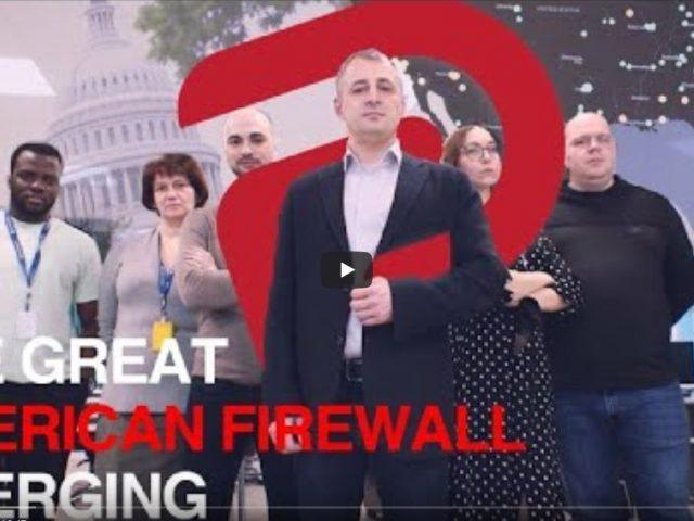 Parler | The great American firewall emerging