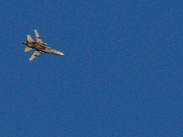 Syrian Army says Israeli jets targeted Damascus countryside after Iran warned of repercussions