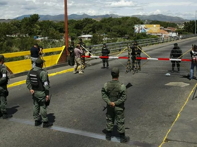 Maduro Claims Terror Attacks Against Venezuela Being Plotted in Colombia, Spain