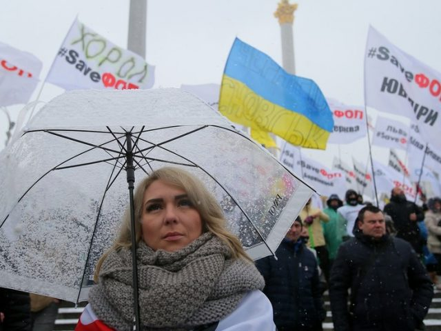 Western pundits believed post-Maidan Ukraine would serve as an 'example' for Russia – in reality, it's become a cautionary tale