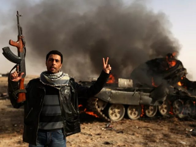 """'There Was No 'Revolution"""": Libyans Reflect on Decade of Chaos That Followed Gaddafi's Ouster"""