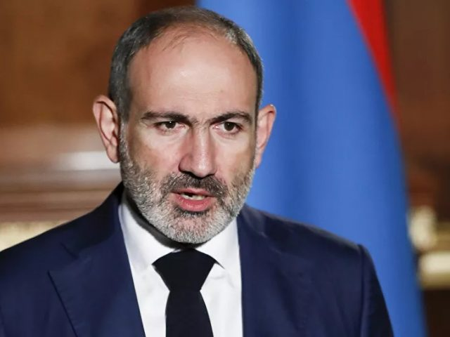 Armenian Prime Minister Pashinyan Accuses Military of Attempted Coup After Demand to Leave Post