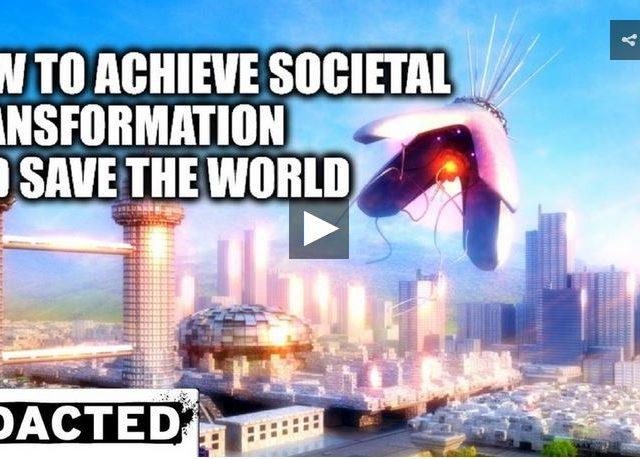 Saving humanity, return of company towns, Manhattan project