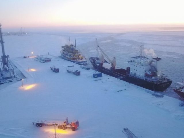 Russia inks long-term deal to supply China with liquefied natural gas from Arctic