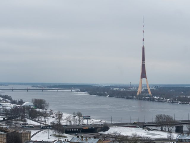 Iron curtain on the airwaves: Latvia becomes latest country to censor Russian TV shows, as Moscow diplomats slam new crackdown