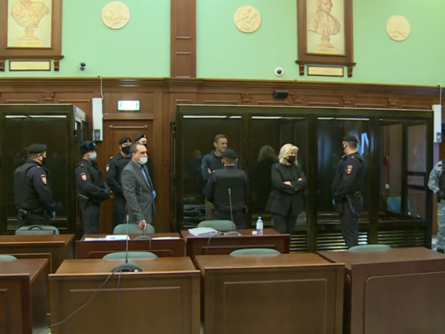 Alexey Navalny jailed for over 2.5 years as Moscow Court says he violated terms of suspended sentence in 'Yves Rocher' fraud case