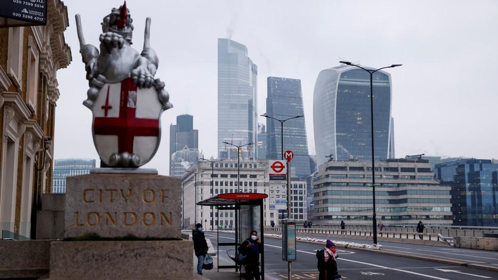 The British finance