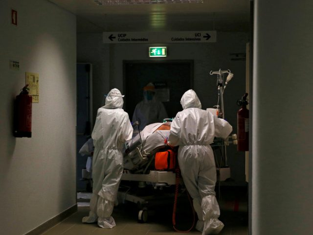 'No alternative': Portugal extends Covid-19 lockdown to March, amid huge pressure on hospitals