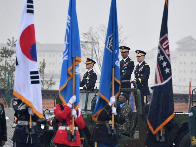 Washington and Seoul to resume drill simulating war with North Korea after break due to Covid-19 and Trump-Kim talks – media