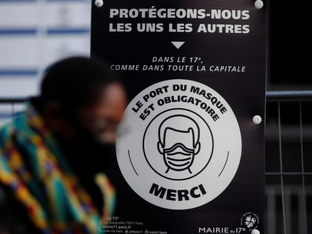 New Covid-19 restrictions in France are 'inevitable,' says leading doctor after blasting Macron for refusing 3rd lockdown