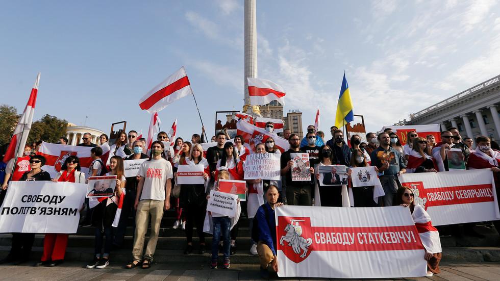 Ukraine has condemned
