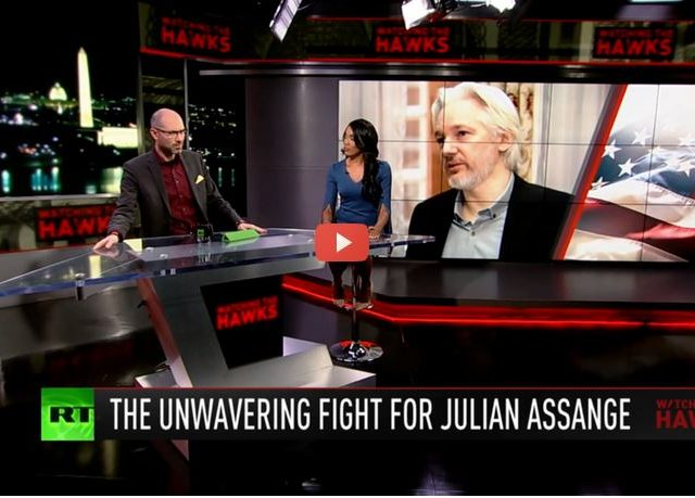 US persecution of Assange continues under Biden & vaccination passports