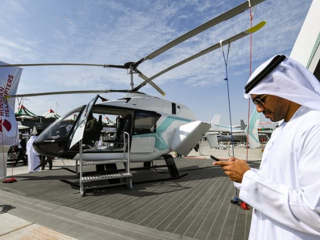 Russia's Rostech cooperates with UAE strategic developer to produce new light helicopters