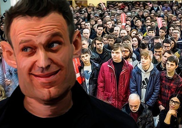 Kurginyan: Anti-Western youth despise Navalny