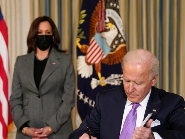 Biden bait & switch? Almost HALF Americans think someone else is making the president's decisions