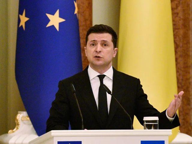 US Tells Ukraine Official Biden Seeks to Revitalize Ties to Support Zelensky
