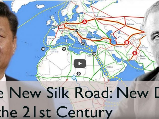New Silk Road: New Deal 21st Century
