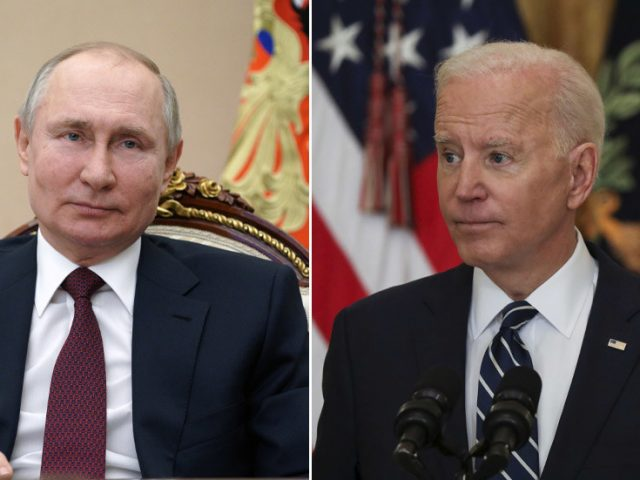Insulting Putin should be punishable with prison term, senior Russian lawmaker says, after outrage over Biden's 'killer' comments