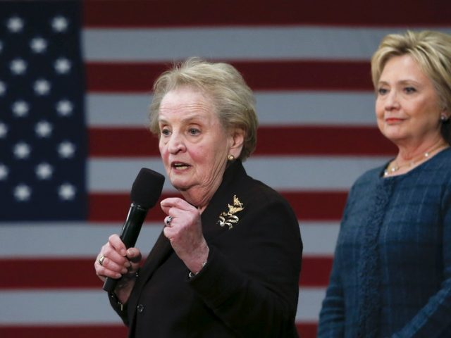 'So proud to have a woman justifying mass murder!' Secretary of State Blinken roasted for calling Albright his role model