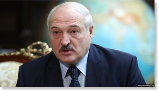 Did the US just try to murder Lukashenko?