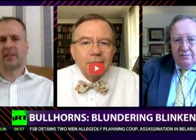 CrossTalk Bullhorns, HOME EDITION: Blundering Blinken