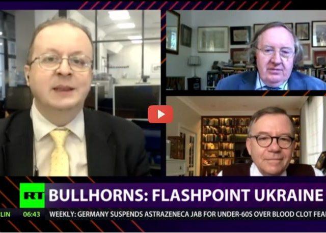 CrossTalk Bullhorns, HOME EDITION: Flashpoint Ukraine