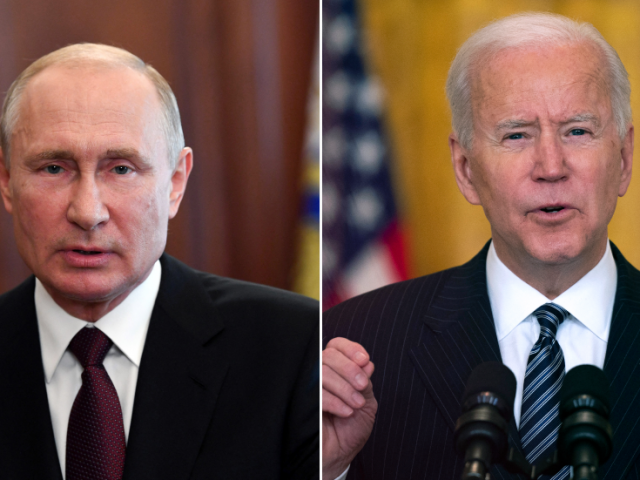 Washington & Moscow in discussions over potential Putin-Biden summit this summer after US President's proposal, Kremlin confirms