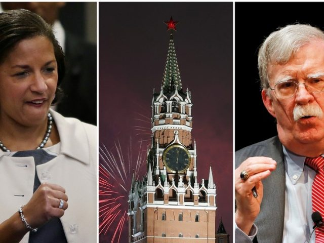 Russia BANS FBI & DNI directors, Susan Rice, John Bolton, and AG Garland from entering, in new tit-for-tat sanctions blacklist