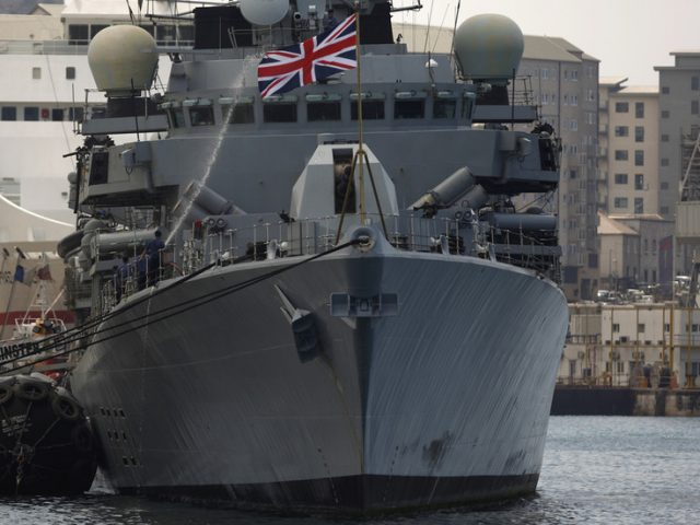 British warships set sail for Black Sea showdown with Russia, days after American sailors 'cancel' plan to chart course for region