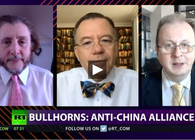 CrossTalk Bullhorns, HOME EDITION: Anti-China alliance?