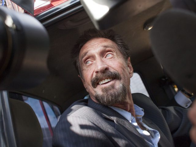 Death of John McAfee, bitcoin evangelist and digital outlaw, ruled suicide as family demands second investigation