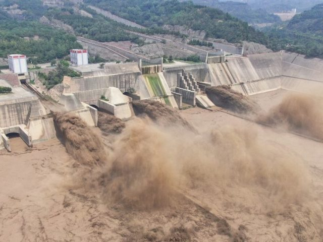 Amid rain and floods, China sends military to stop 'imminent' dam collapse in Henan