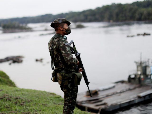 Bolsonaro accused of using military as environmental 'smokescreen' after redeploying troops to protect Amazon from deforestation