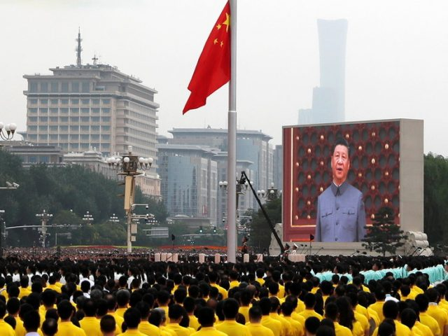 Xi calls for 'complete reunification' with Taiwan as China celebrates centenary of its Communist Party