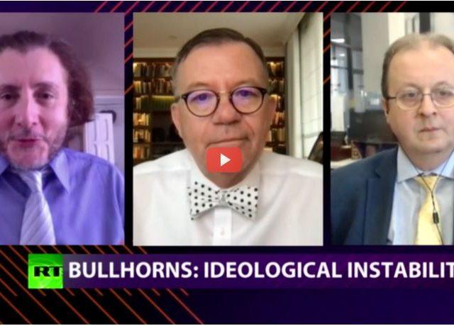 Bullhorns: Ideological instability