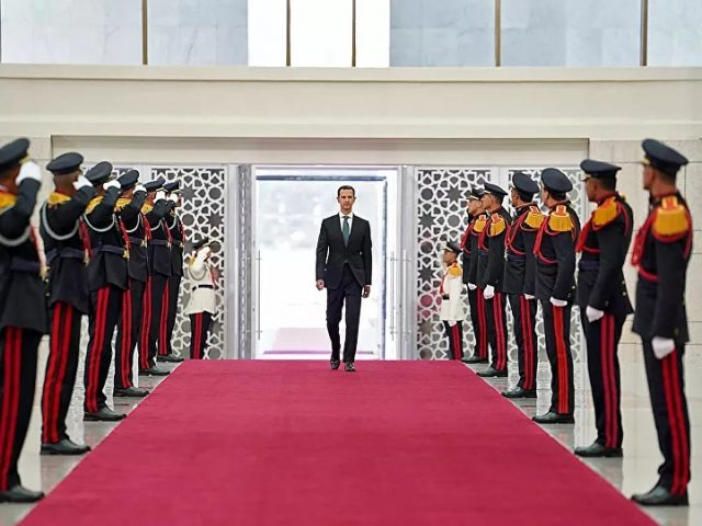 Syrian President Assad Inaugurated for Another Term
