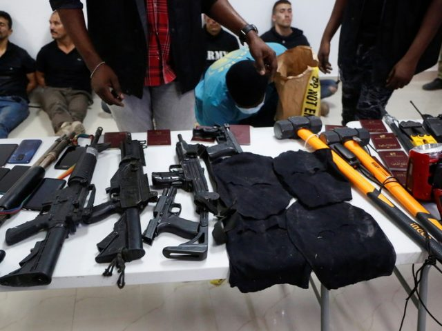 Haiti's president killed by 'foreign hit squad' of ex-Colombian military & Haitian-Americans, 11 arrested inside 'Taiwan embassy'
