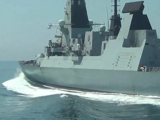 Kremlin Concerned Over Raab's Statement that UK Ships May Enter 'Ukrainian Waters' Again