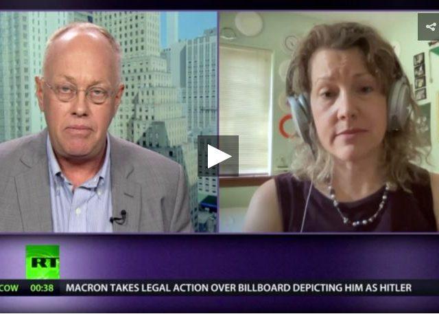 On Contact: Daniel Hale, whistleblower