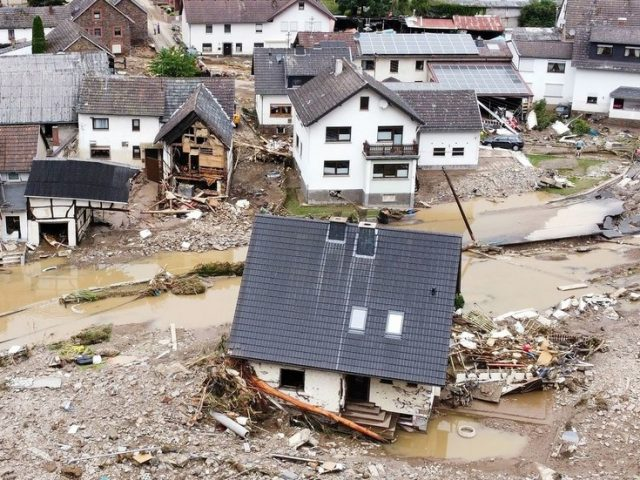 59 killed, 1,300 missing after catastrophic floods slam western Germany (PHOTOS, VIDEOS)