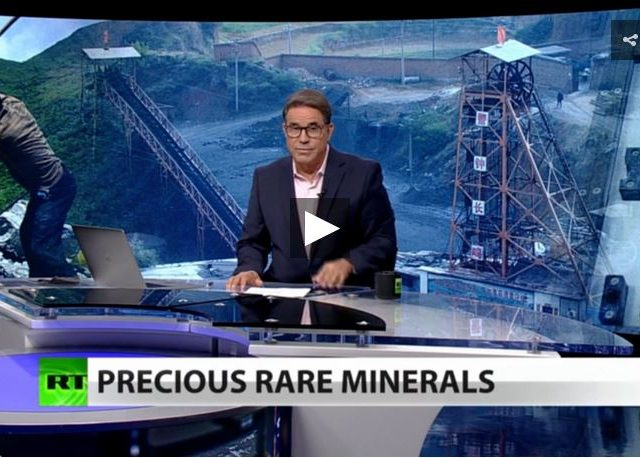 Rare earth minerals: The real reason the US is threatening China with war (full show)