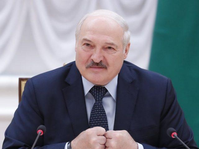 Western campaign against Belarus runs risk of sparking 'THIRD WORLD WAR' says embattled leader Lukashenko, branding EU 'crazy'