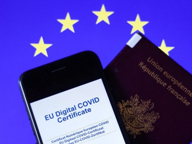 EU's Covid passport goes live across 27-country bloc, but Ireland left behind due to health system hack