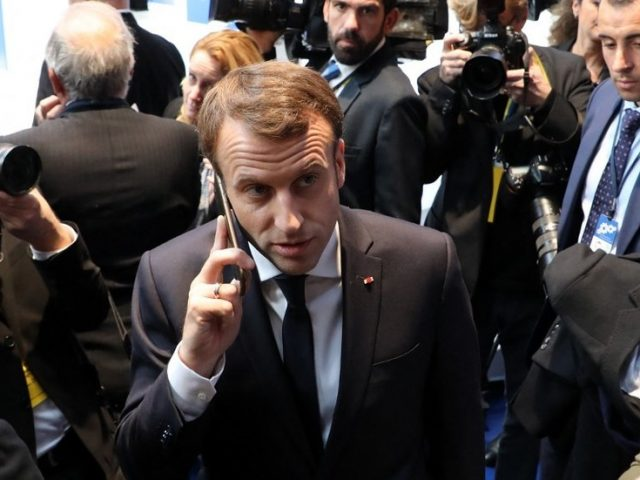 Morocco SUING Amnesty International over claims it spied on French President Macron with Israeli malware