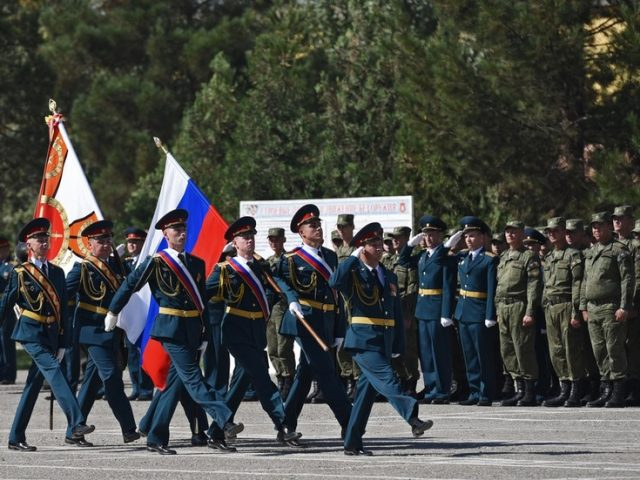 As Taliban reaches Tajikistan border, Russia says it's ready & prepared to defend its close ally against Islamist terrorist group